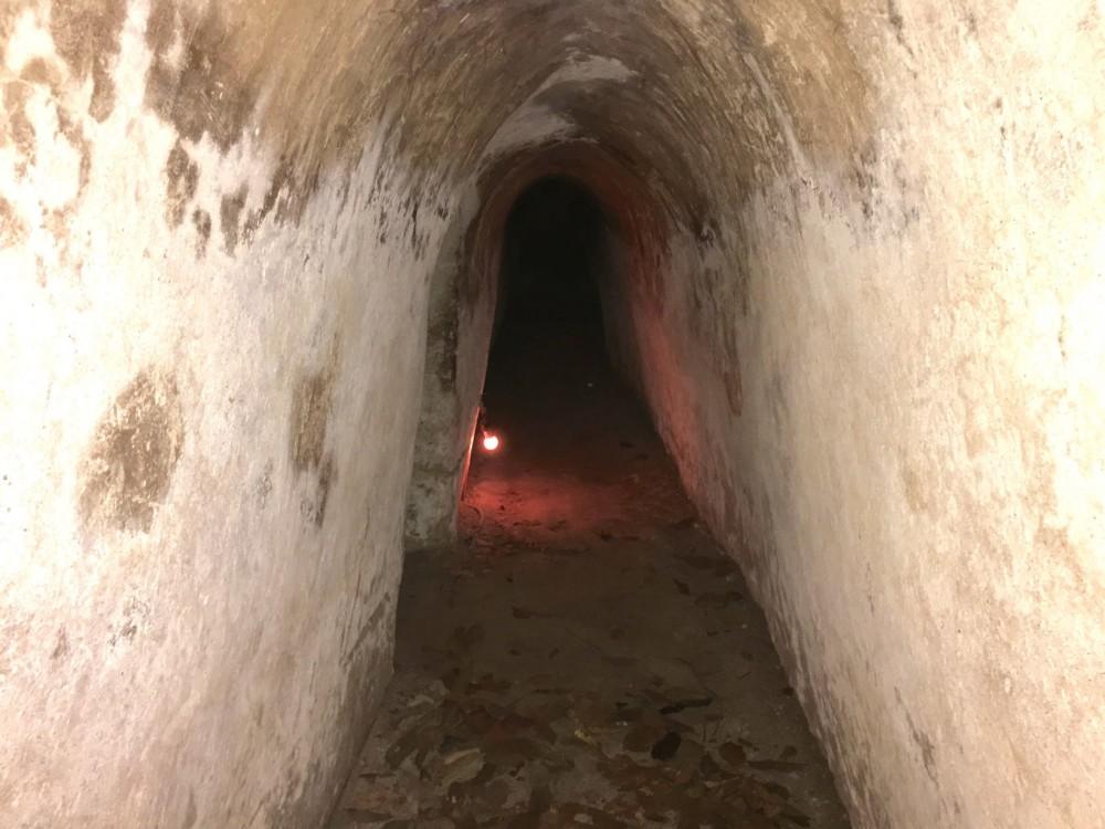 Тоннели Кути, Cu chi tunnels