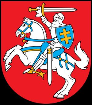 Литва. Герб Литвы.