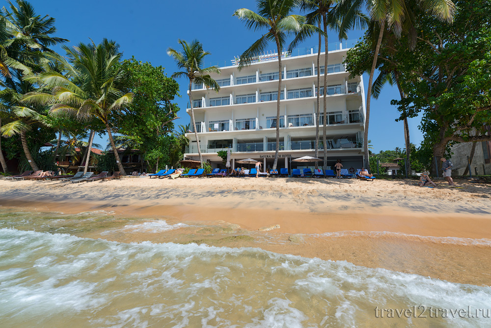 Sayura Beach Hotel, Унаватуна-Далавелла, Шри-Ланка, отзыв