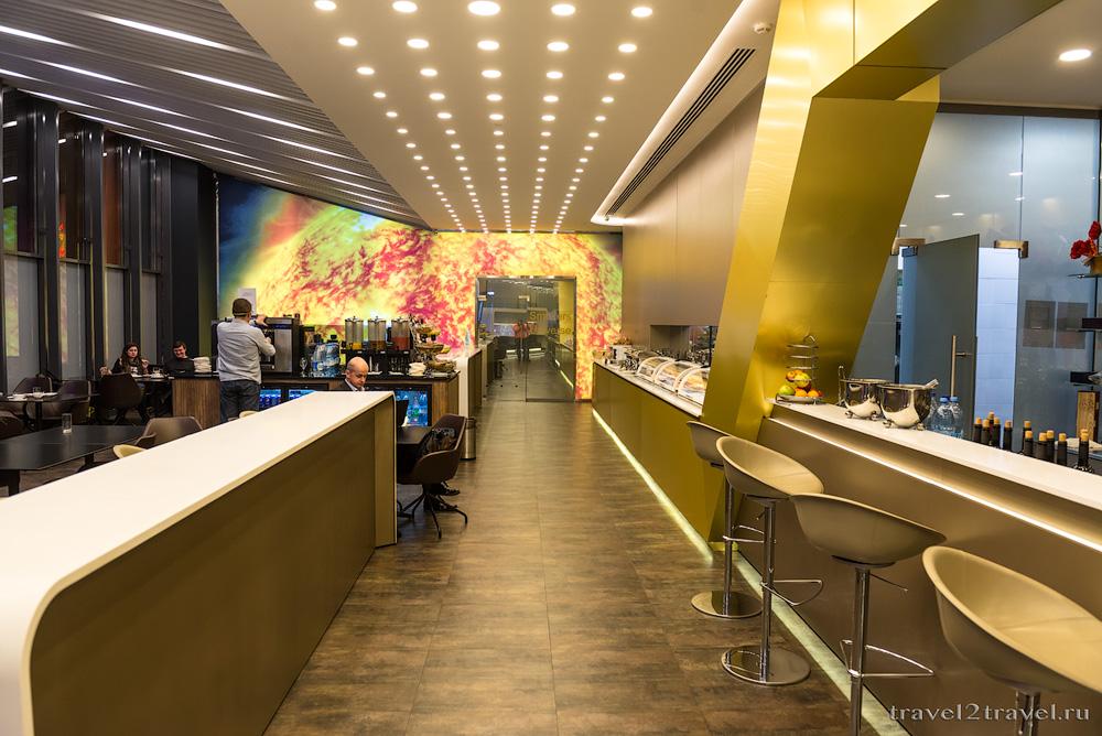 Бизнес-зал Космос Шереметьево терминал E Priority Pass