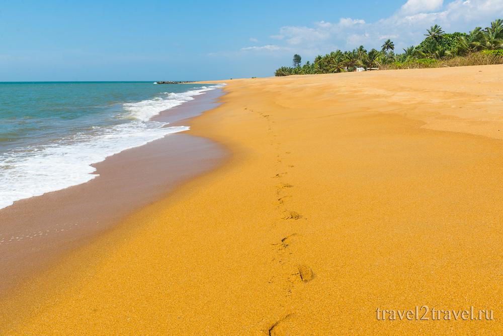 песок, пляж Калутара Шри-Ланка, Kalutara Beach Sri-Lanka