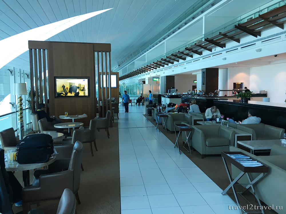 Marhaba Lounge Priority Pass Dubai Airport Terminal Concourse A
