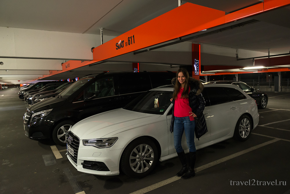 Sixt Rent A Car Dubai