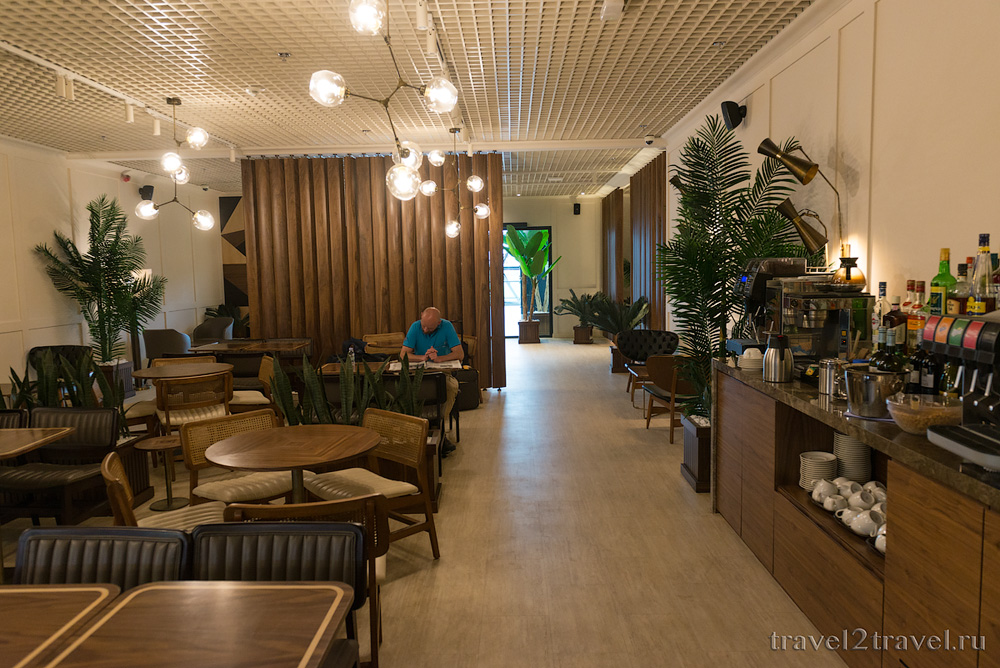 Бизнес-зал Primeclass Lounge в Загребе
