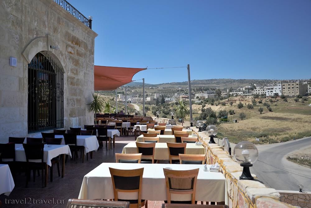 ресторан, Джераш (Jerash, Jordan) - Путешествие в Иорданию