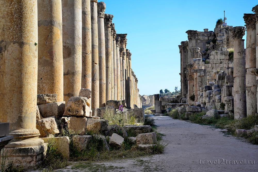 Джераш, Иордания (Jerash, Jordan)