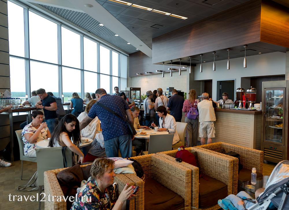 питание, напитки, алкоголь в Airport Business Lounge Домодедово Priority Pass