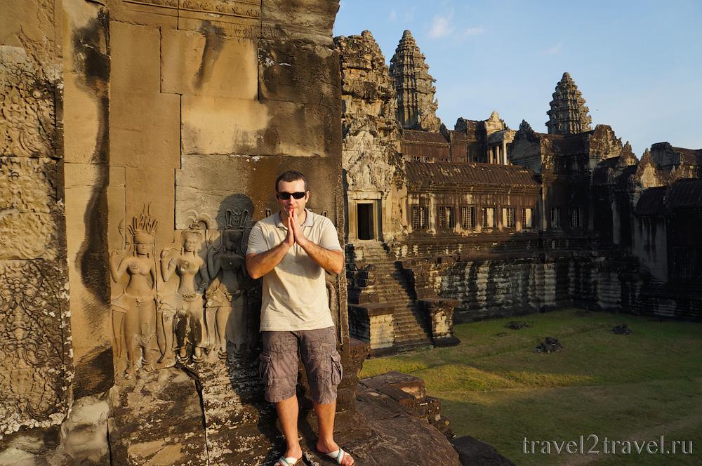 Анкор Ват, Камбоджа