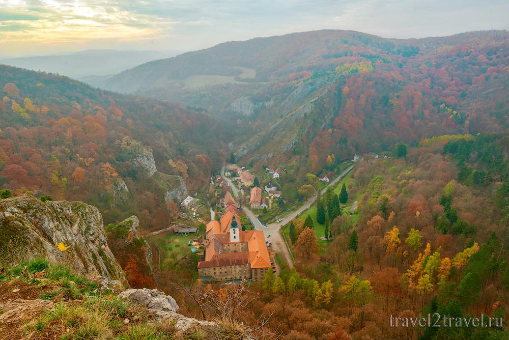 Чешский Крас, Чехия