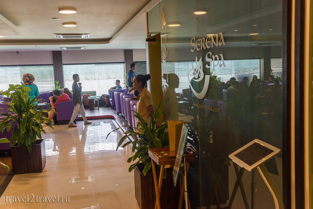SPA в бизнес-зале в Мале Moonimaa Priority Pass внутренние рейсы, Мальдивы