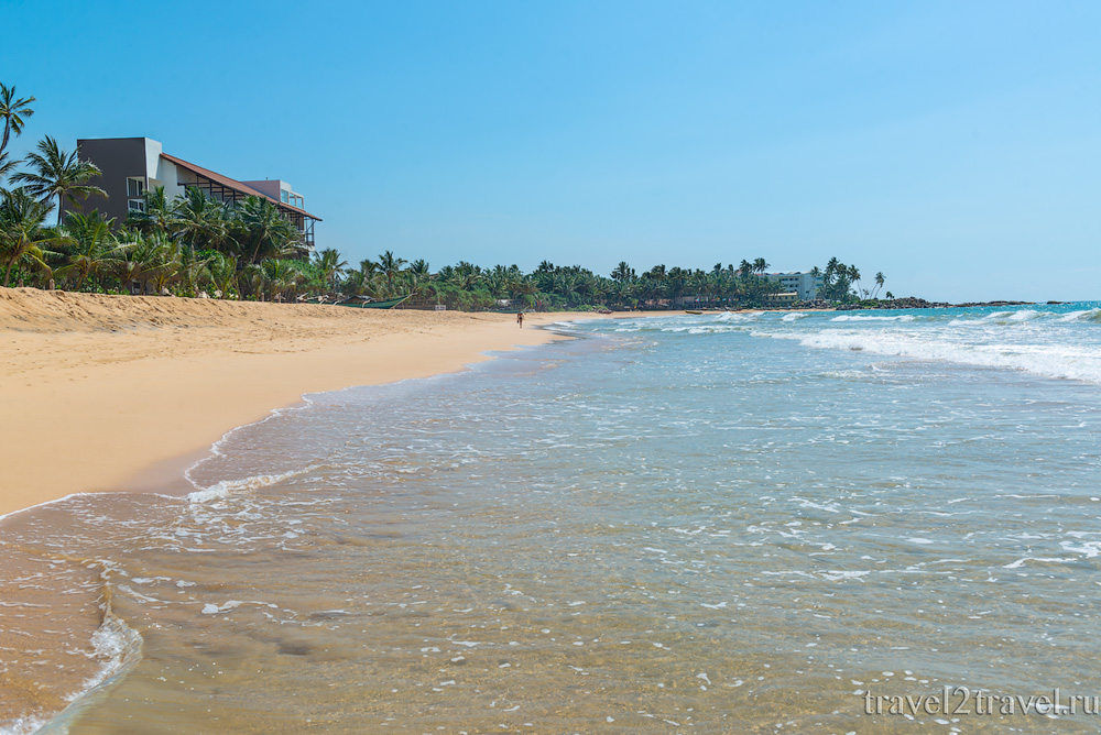 Пляж Бентота Шри-Ланка, Bentota beach Sri-Lanka