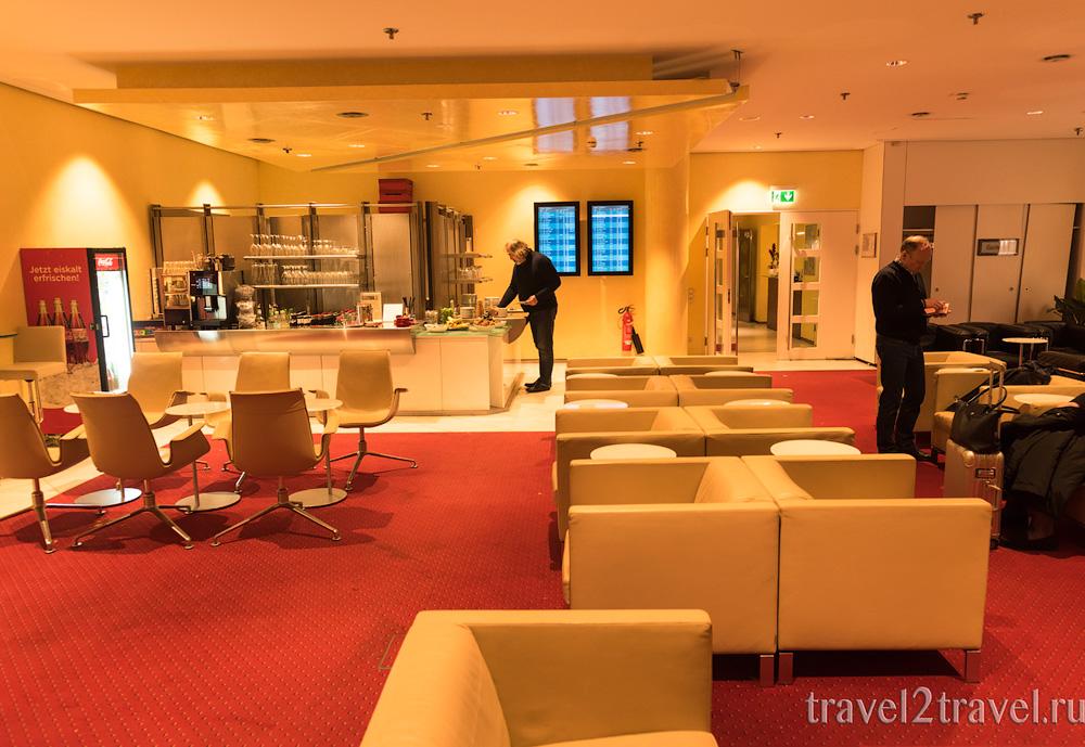Бизнес-зал в Мюхнене Atlantic Lounge международный аэропорт терминал 1