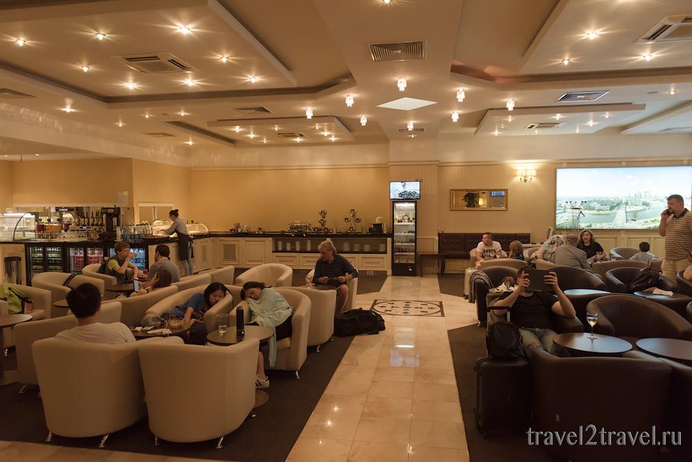 как попасть в бизнес-зал Классика (Classic Lounge) Шереметьево Терминал F