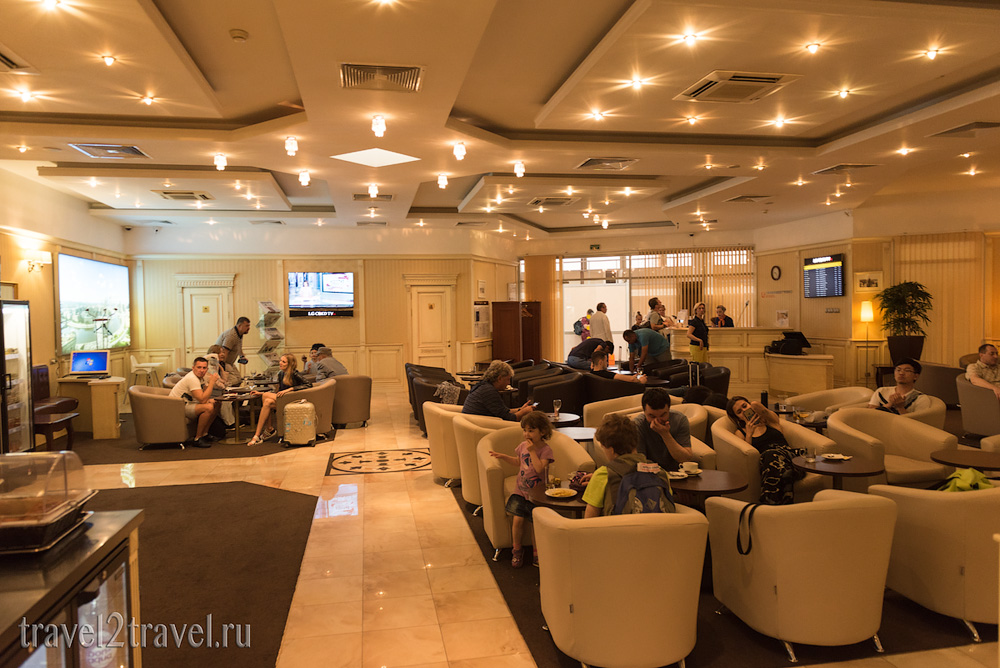 бизнес-зал Классика (Classic Lounge) Шереметьево Терминал F