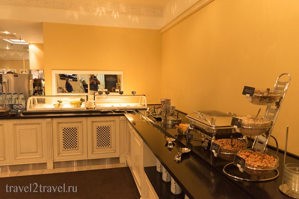 питание бизнес-зал Классика (Classic Lounge) Шереметьево Терминал F