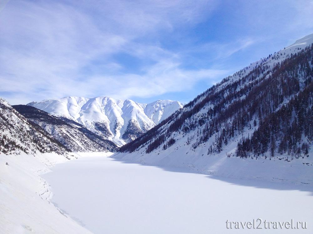 Горнолыжный курорт Ливиньо (Livigno), Италия
