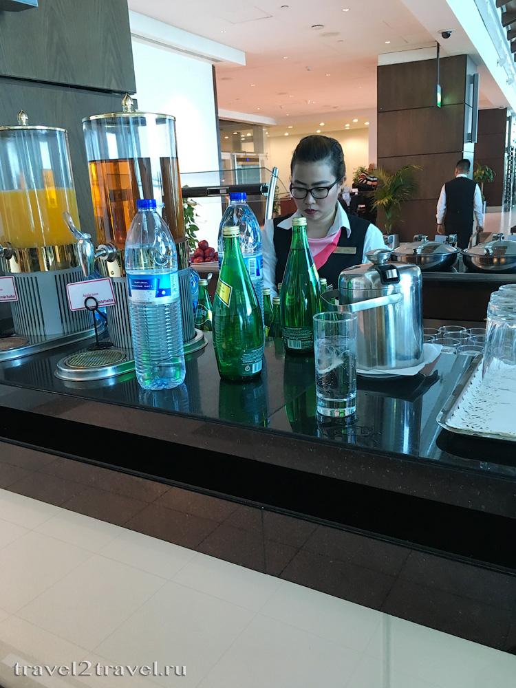 безалкогольные напитки Marhaba Lounge Priority Pass