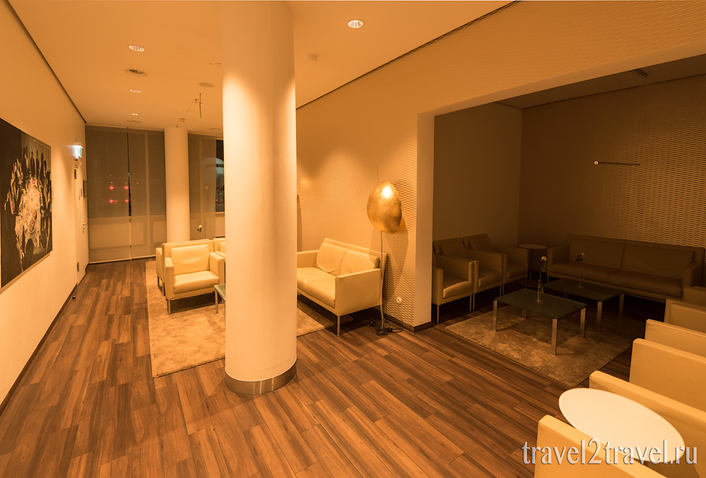 бизнес-зал в Мюхнене Atlantic Lounge