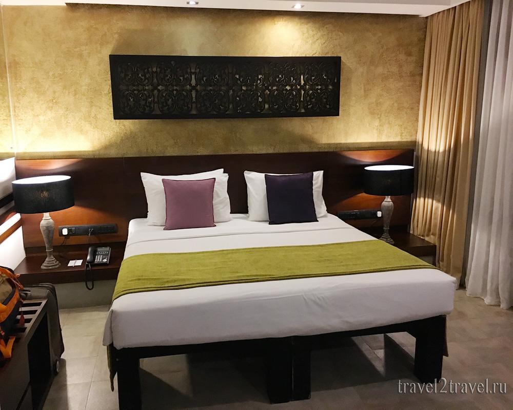 Avani Kalutara Resort, отзыв о посещении отеля