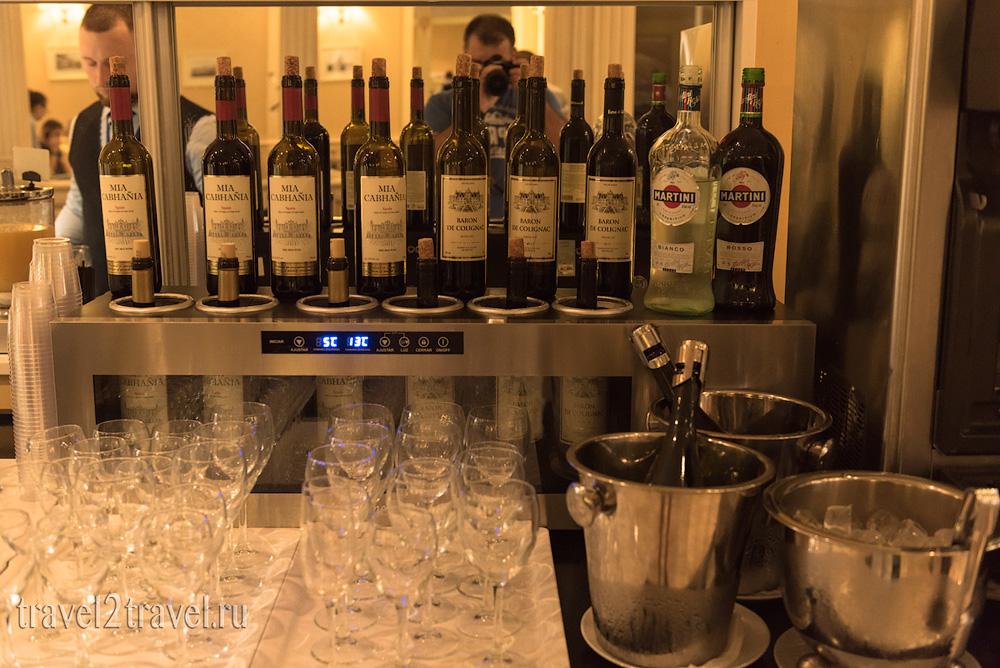 алкогольные напитки бизнес-зал Классика (Classic Lounge) Шереметьево Терминал F