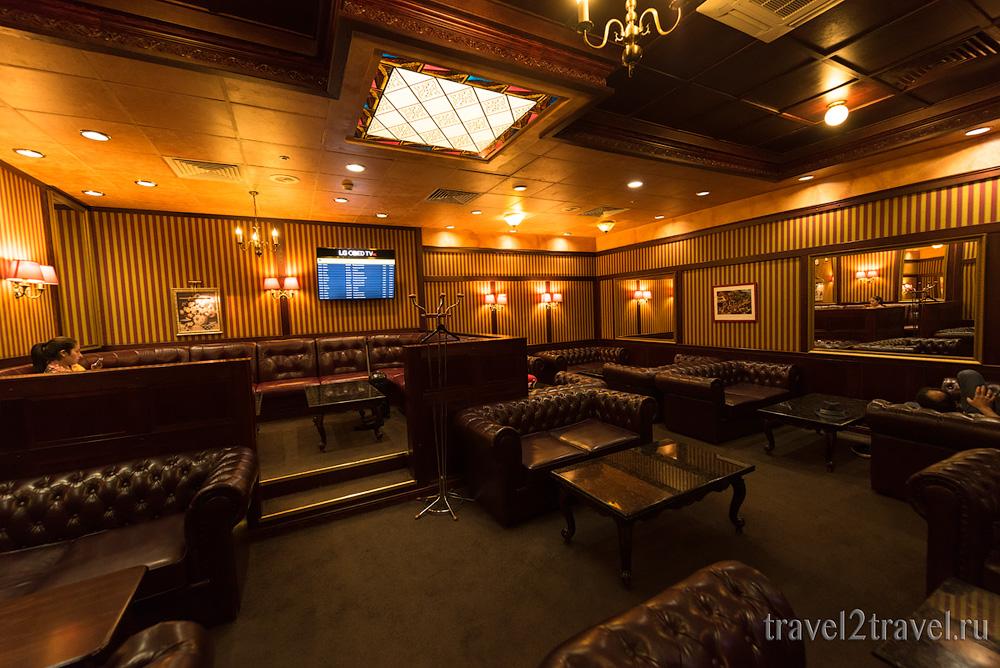 интерьер бизнес-зал Классика (Classic Lounge) Шереметьево Терминал F
