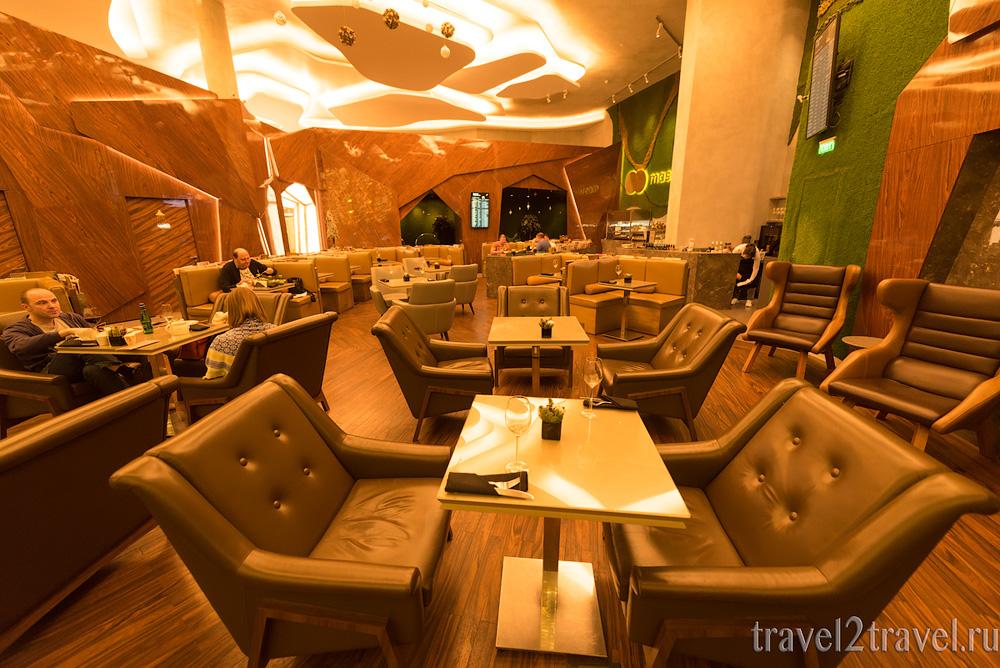 интерьер бизнес-зал Mastercard Lounge терминал E Шереметьево