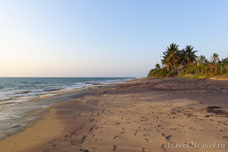 Пляж Негомбо Лагуна (Negombo Lagoon)